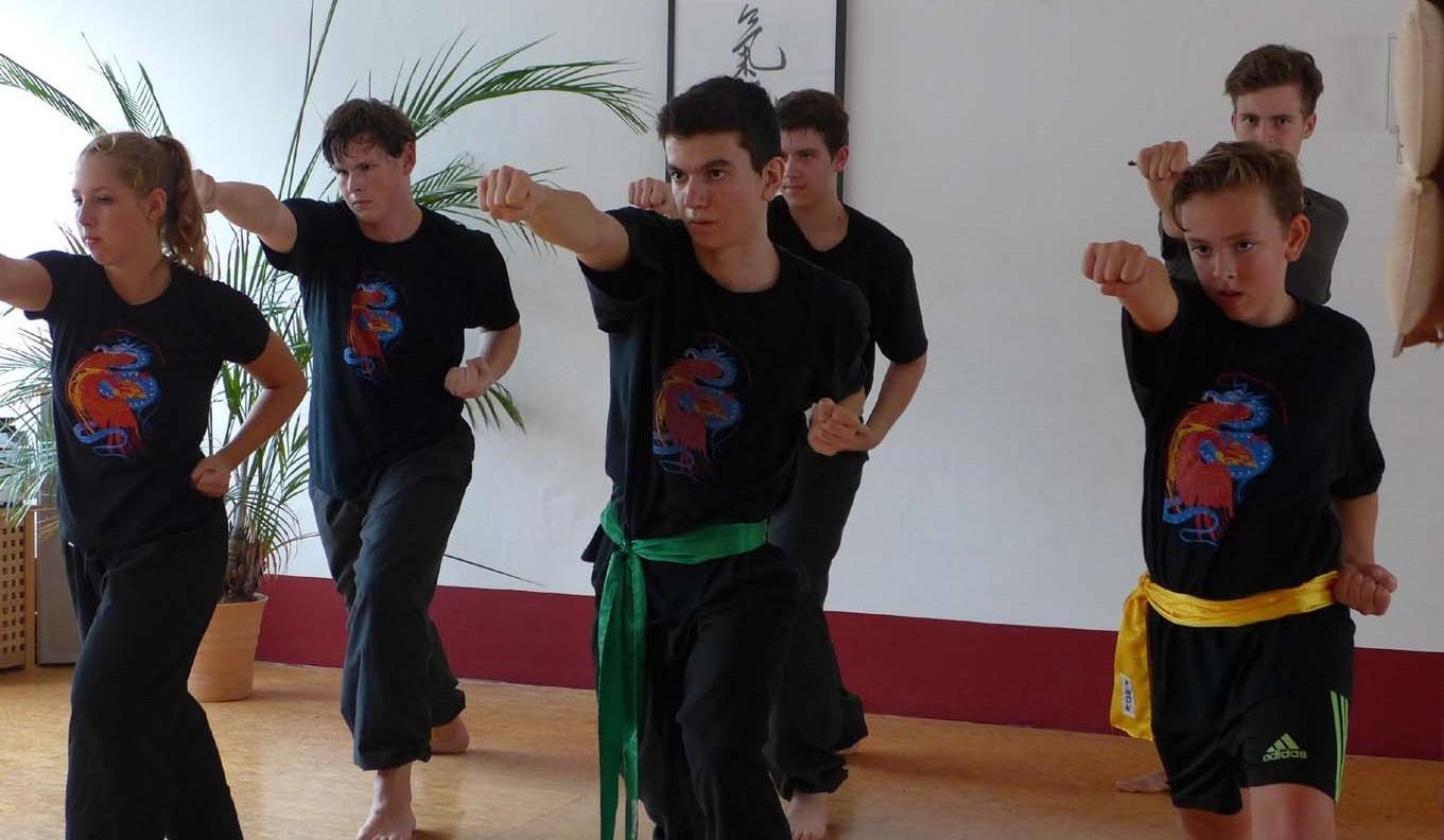 Kinderkurs Kung Fu Düsseldorf